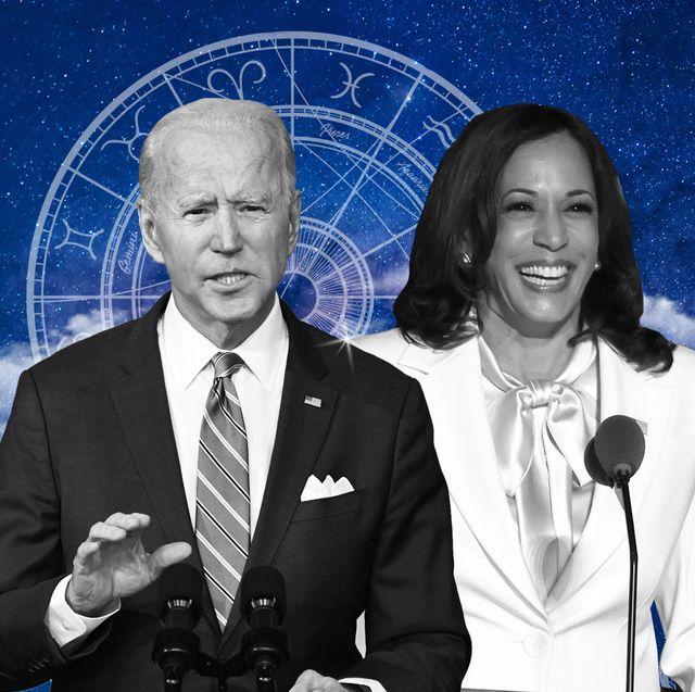biden harris inauguration astrology
