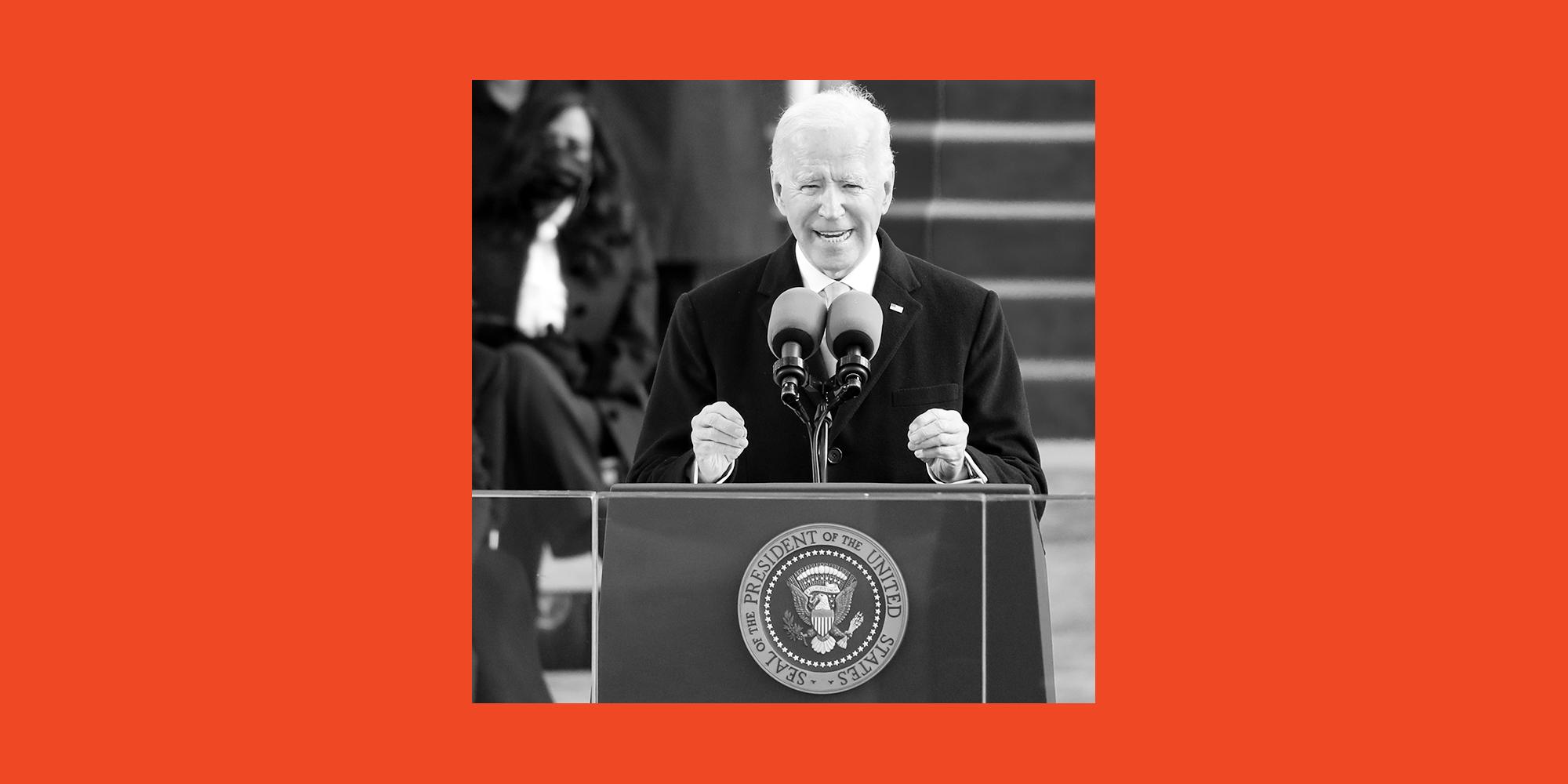 "I Don't Want the ""Unity"" from President Biden's Inauguration Speech"