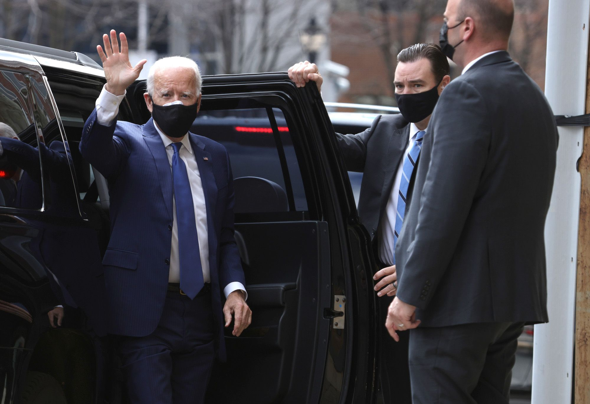 Joe Biden's Staffing Choices Are Looking Great, Except for Those Two Guys