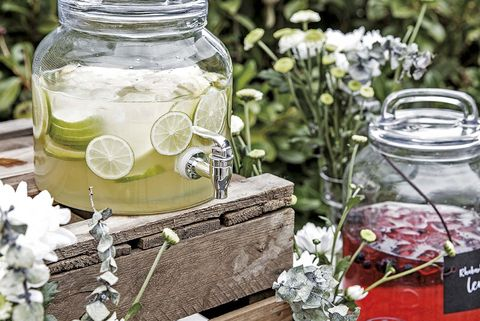 Trucos de limpeza: Dispensadores de limonada con grifo