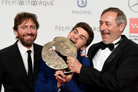 Press Room - 'Jose Maria Forque' Awards 2020