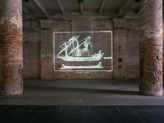 Projects to see in the Arsenale