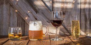 Bier na wijn geeft venijn! Feit of fabel?