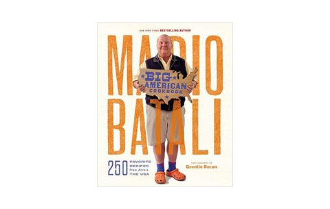 Mario Batali—Big American Cookbook: 250 Favorite Recipes from Across the USA