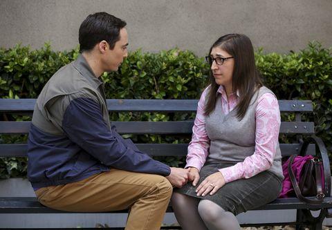 Sheldon y Amy temporada 12
