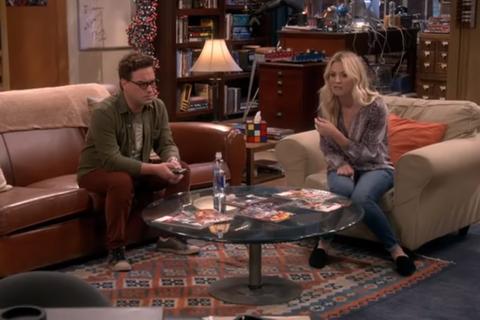 the big bang theory temporada 12 leonard penny