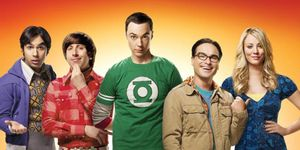 the big bang theory teorías