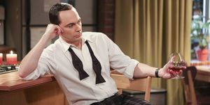 Big Bang Theory Sheldon Cooper Jim Parsons