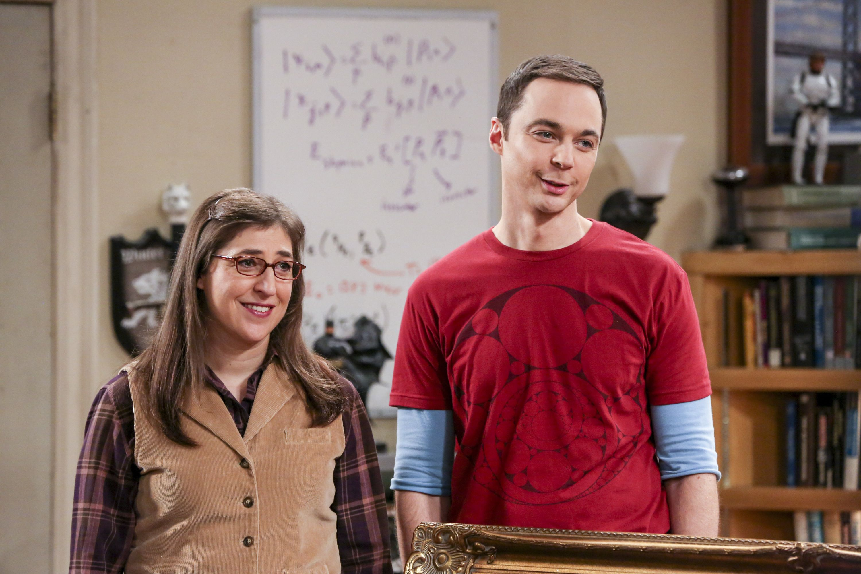The Big Bang Theory's Sheldon and Amy stars are reuniting for a new show, but there's a twist