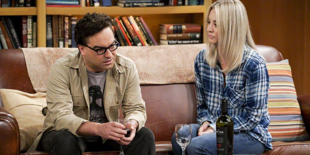Big Bang Theory despedida Instagram