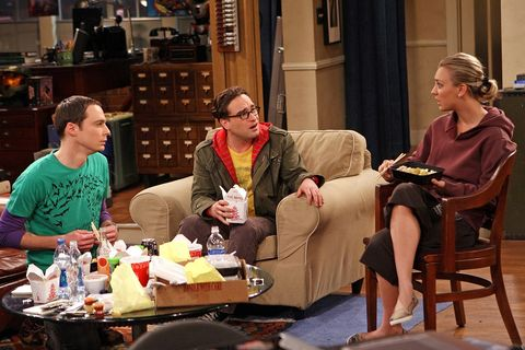 The Big Bang Theory, Season Two