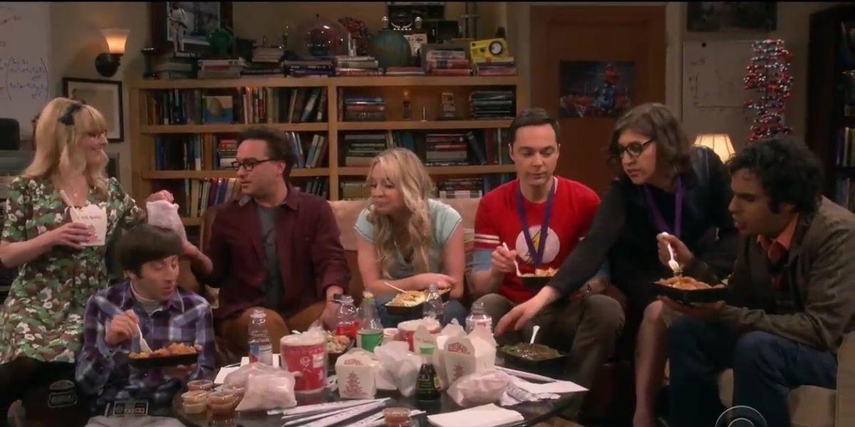 Finale Big Bang Theory