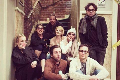 Big Bang Theory homenaje Emmys
