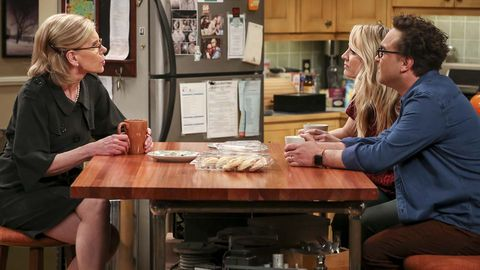 The Maternal Conclusion The Big Bang Theory