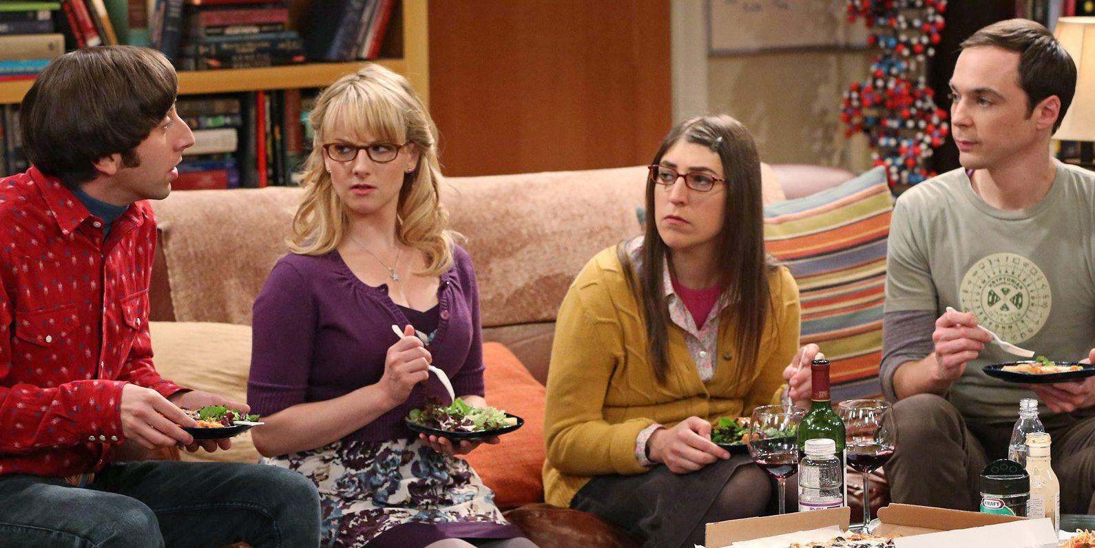 The Big Bang Theory Stars Take Pay Cuts to Get Mayim Bialik and Melissa Rauch Equal Pay