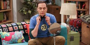 Big Bang Theory Sheldon Jim Parsons despedida