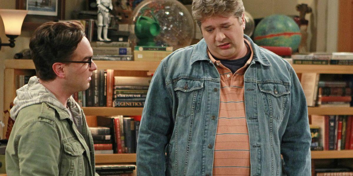 Lance Barber Big Bang Theory