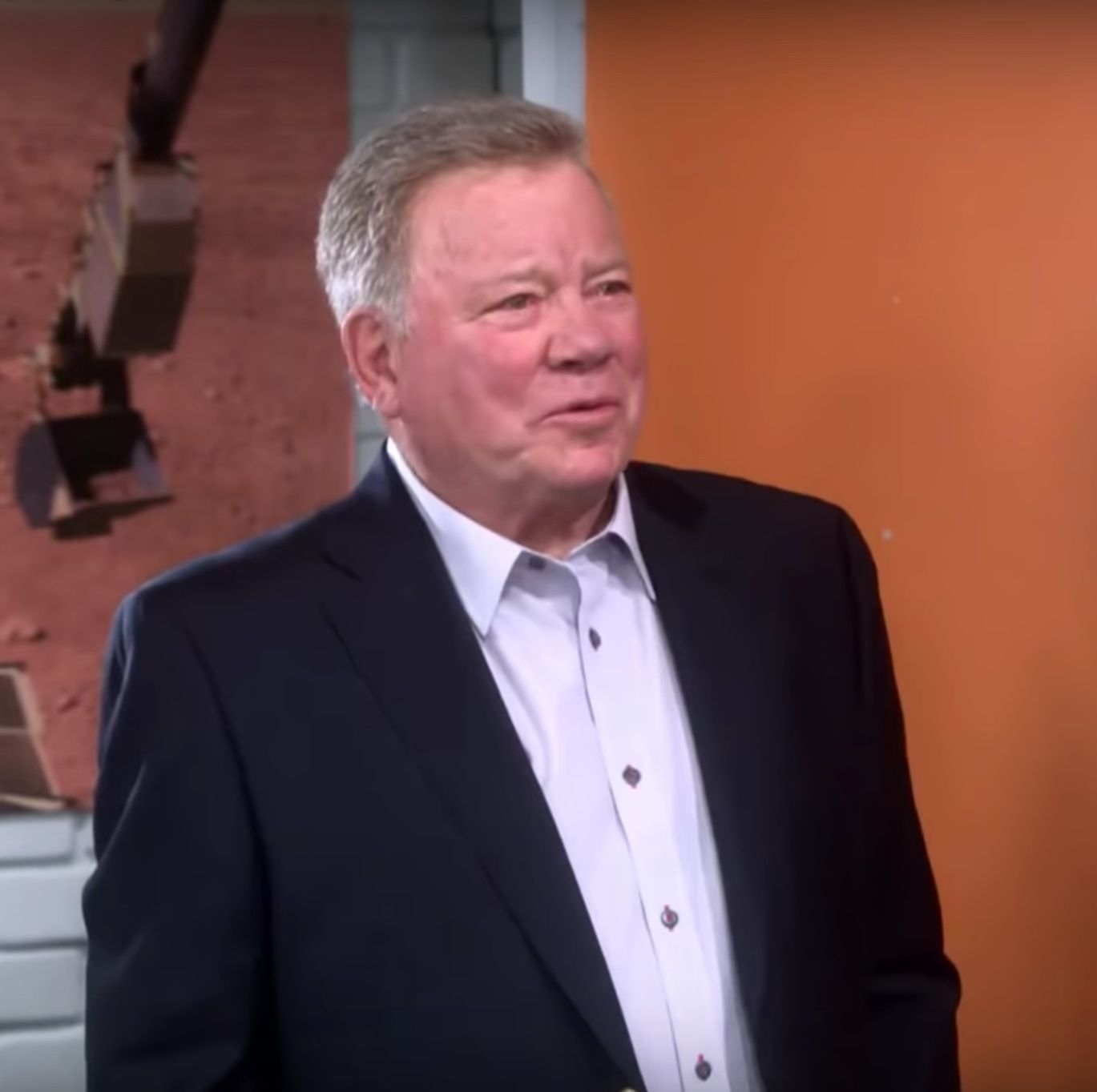The Big Bang Theory shares first look at Star Trek legend William Shatner's cameo