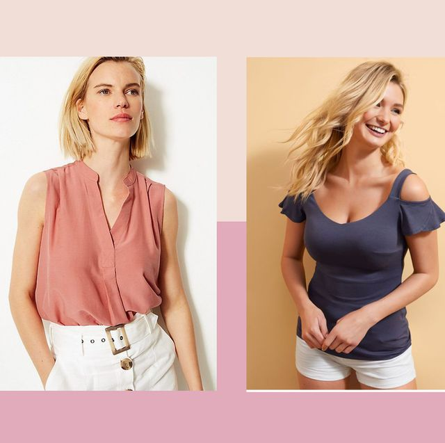 Flattering shirts for women with big boobs 23 Tops For Big Boobs Shop Fuller Bust Tops And Shirts