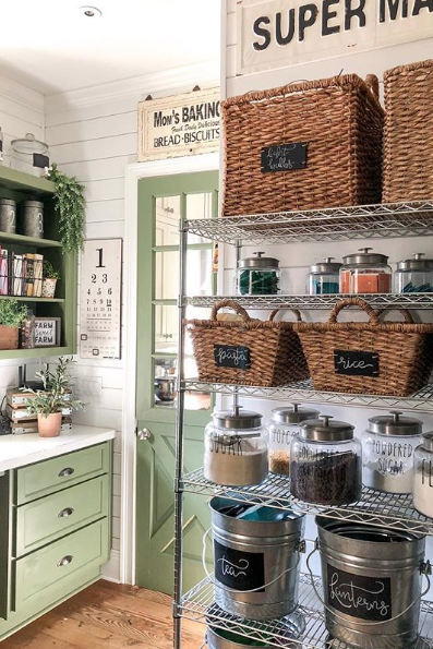 15 Clever Pantry Organization Ideas and Tricks - How to ...