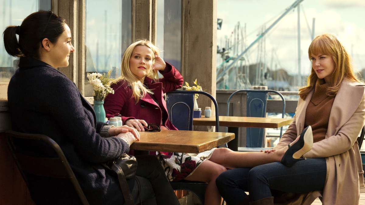 "Nicole Kidman says she and Reese Witherspoon are ""exploring"" a third season of Big Little Lies"