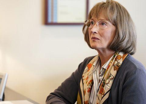 Meryl Streep as Mary Louise in Big Little Lies