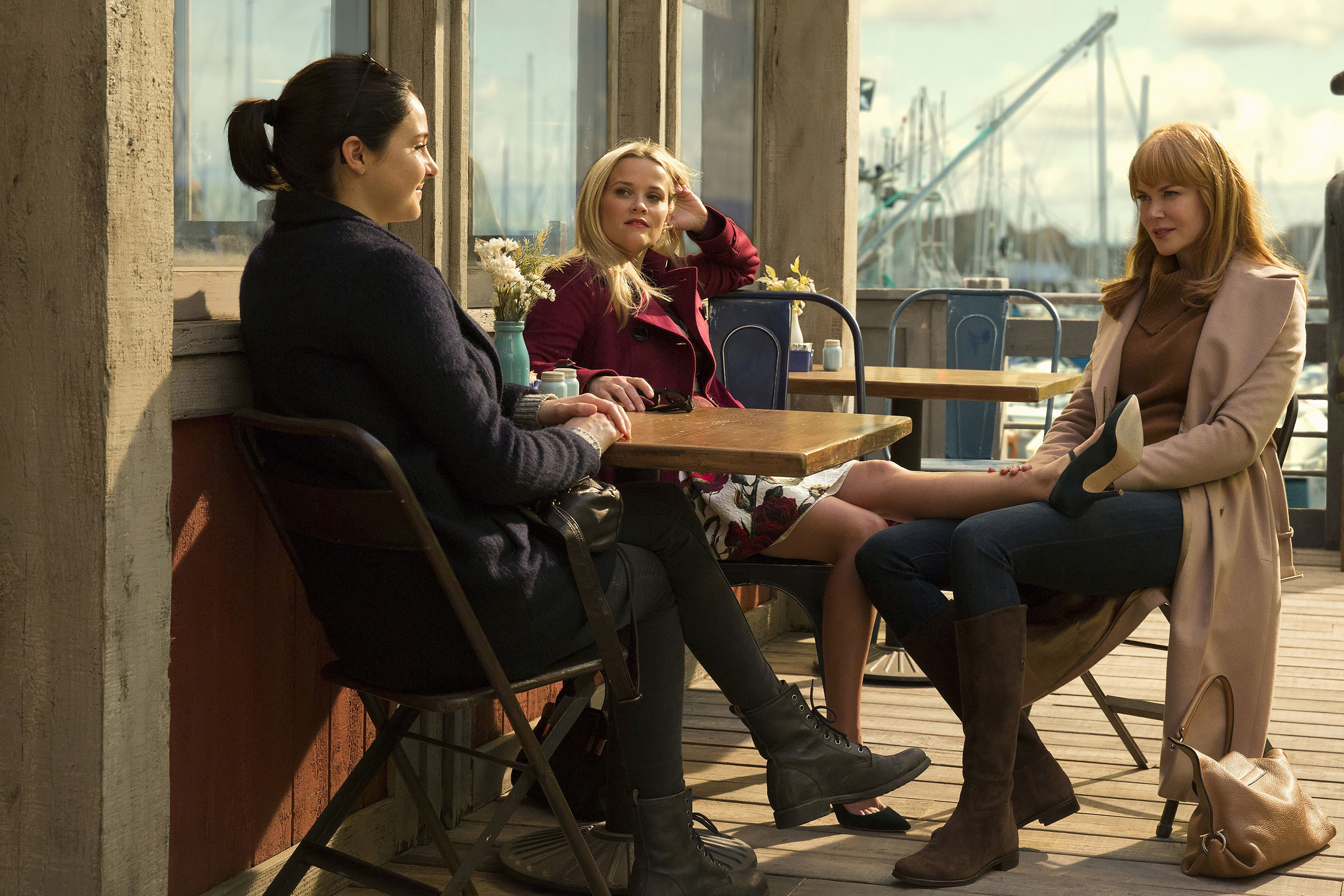 Big Little Lies Season 1 Recap - What Happened in Big Little Lies