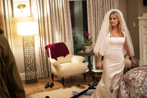 big little lies season 2 reese witherspoon wedding dress