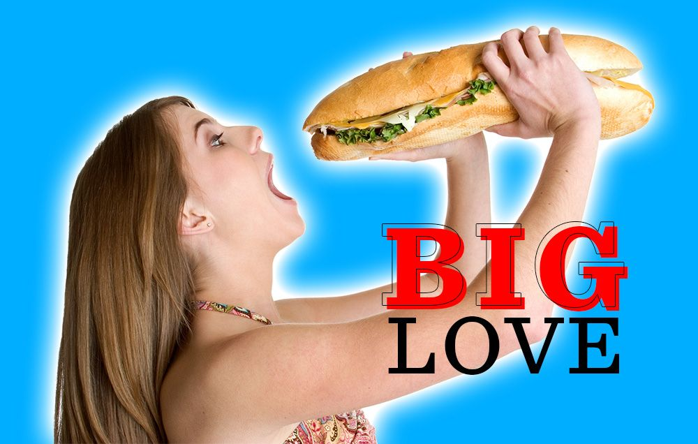 Big women need big cocks 10 Sex Positions For Men With A Big Penis