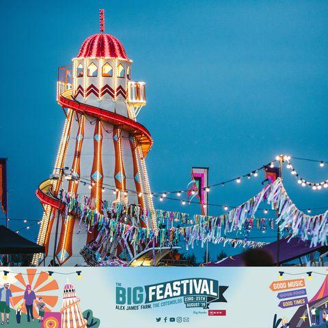 the big feastival