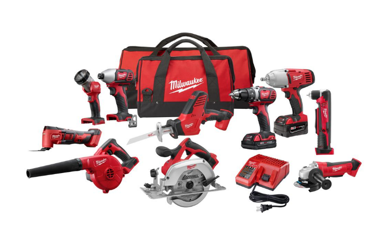 today's best deals: $500 off a mega milwaukee tool kit