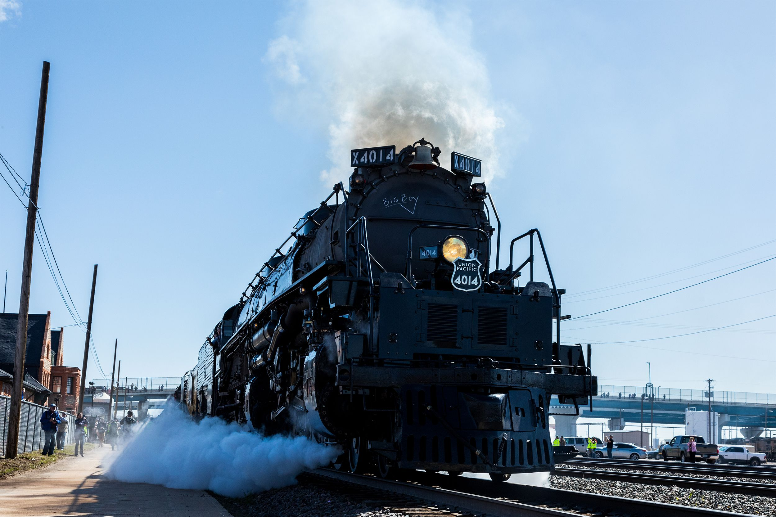 Why the Big Boy 4014 is Such a Badass Train
