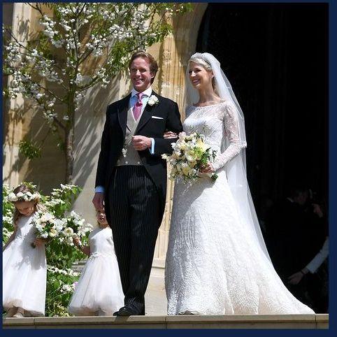 Wedding dress, Bride, Gown, Photograph, Veil, Bridal clothing, Dress, Clothing, Ceremony, Wedding,