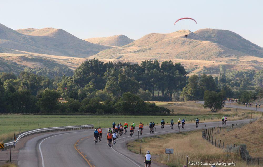 Bighorn Country Classic bike ride