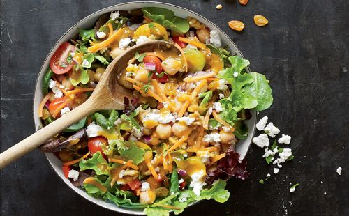 Five Nutrition-Packed Salads