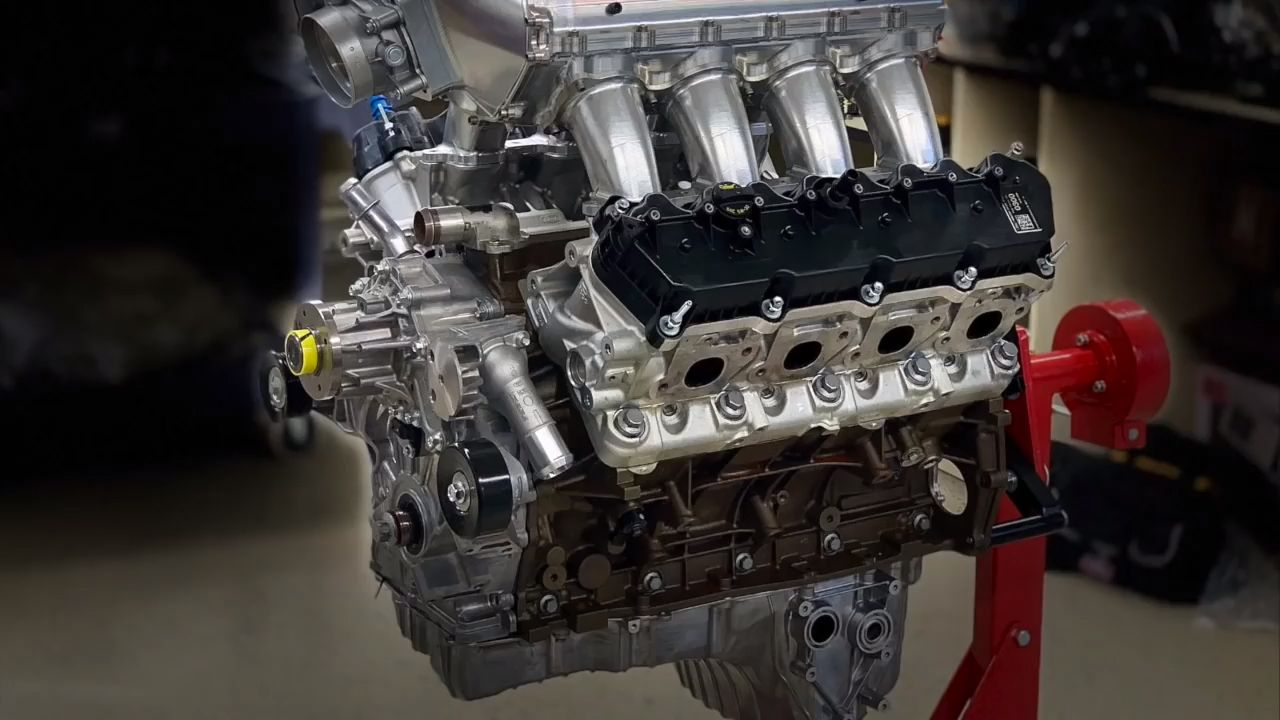 Ford S 7 3 Liter V 8 Tunes To 600 Horsepower With Basic Mods