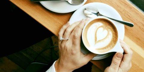 koffie drinken den haag