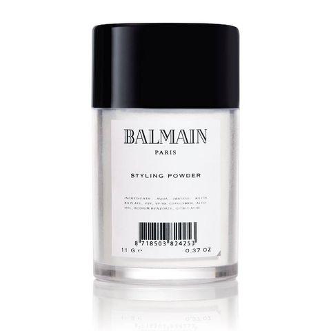 balmain paris hair couture styling powder   haarstyling