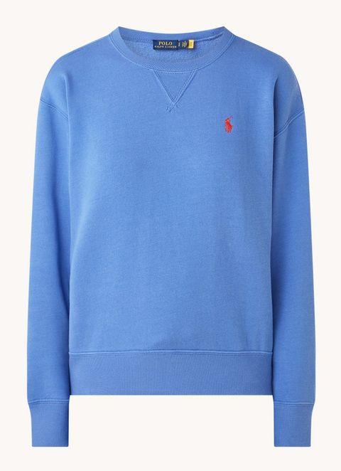 bijenkorf ralph lauren sweater chic joggingpak