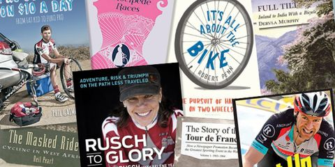 Books about cycling