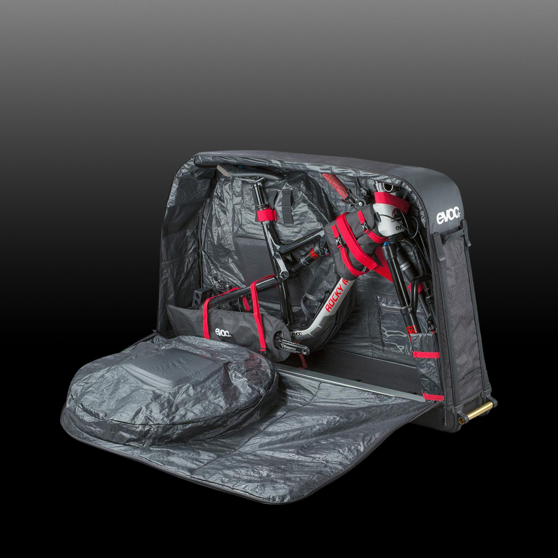 Nylon Silver Front Handlebar Bag  NOS