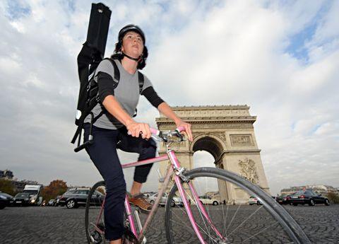 Bike Messengers | Bicycling
