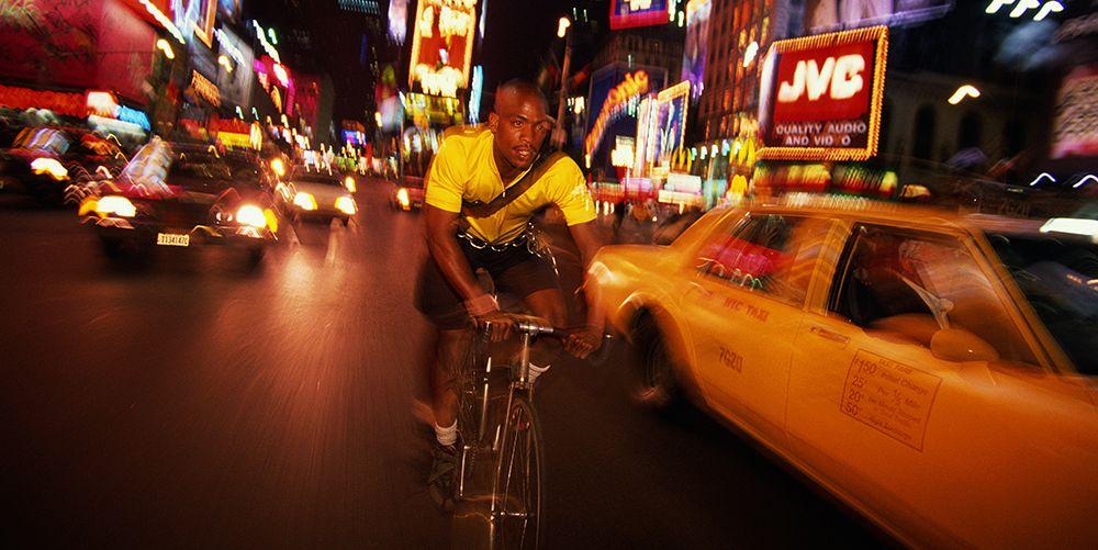 Bike Messenger NYC