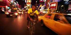 Bike Messenger NYC