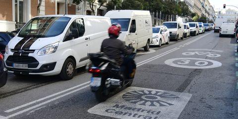 SPAIN-ENVIRONMENT-POLLUTION