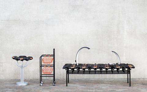 Bike Scavengers, Qiang Huang