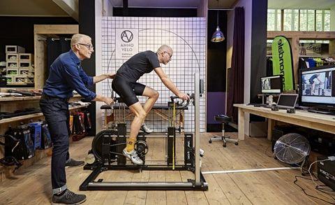 bikefitting, anno pieterse, consult