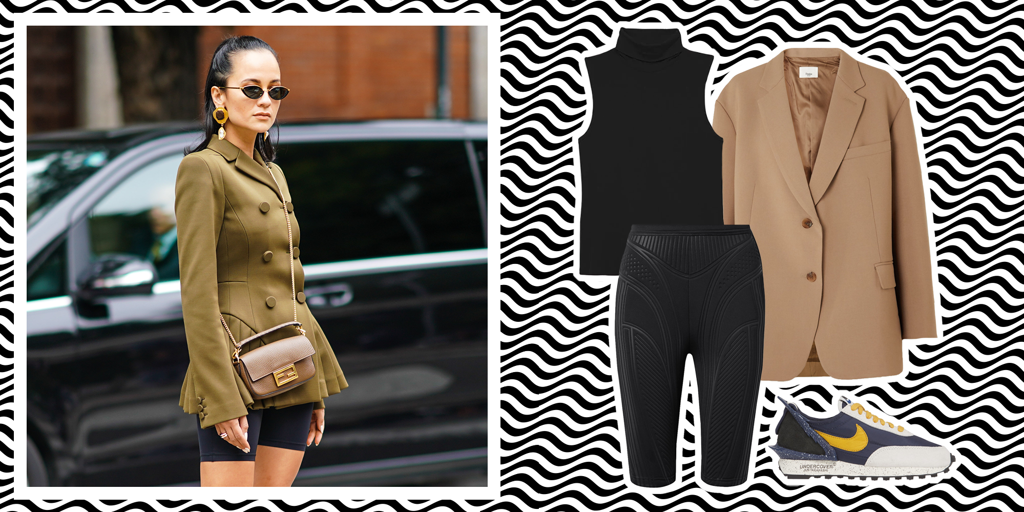 5 Biker Short Outfit Ideas You'll Actually Wear This Spring