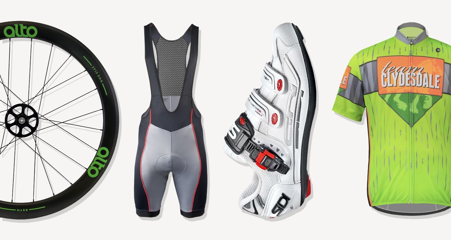 Bikes for Big Riders – Gear for Clydesdale Cyclists