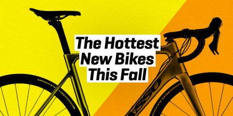 The Hottest New Bikes We've Seen This Fall